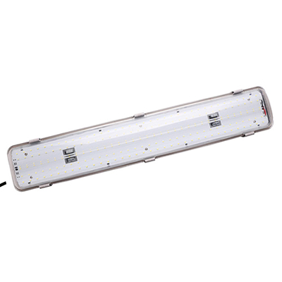 LED Tri-Proof Light Fixture with Strips
