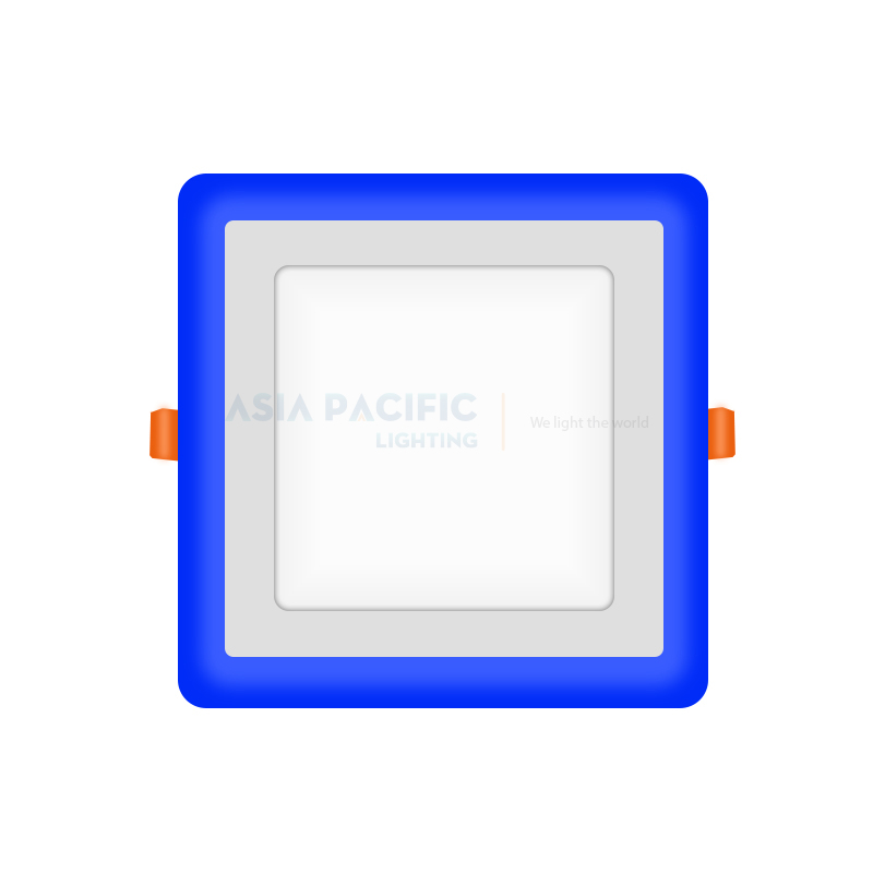 Square Double Color LED Panel Light
