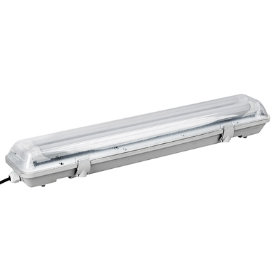 LED Tri-Proof Light Fixture with T5, T8 Tube(s)